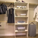 Owner walk-in closet