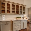 Extra kitchen cabinets