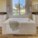 Owners bath from bedroom