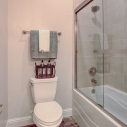 Additional bath toilet and shower