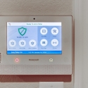 The Honeywell security system.