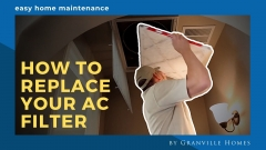 How to Replace Your AC Filter Video Thumbnail