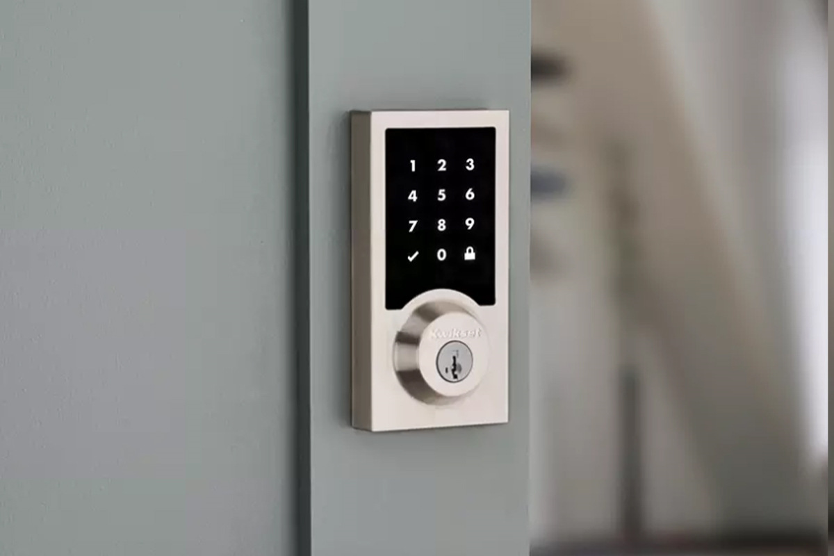 Kwikset Contemporary Smart Lock