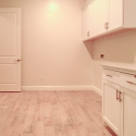 Additional view of the laundry room.