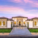 Formal Italian with Stone 2 Exterior