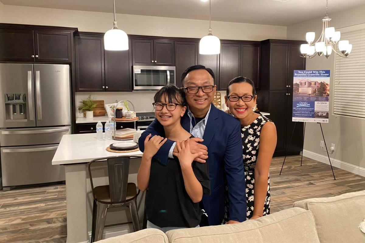 Dr. Paul Ky and Family.