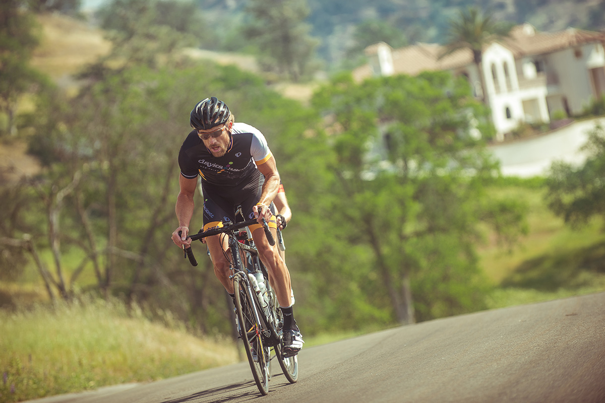 Ventana Hills is Perfect for Cycling