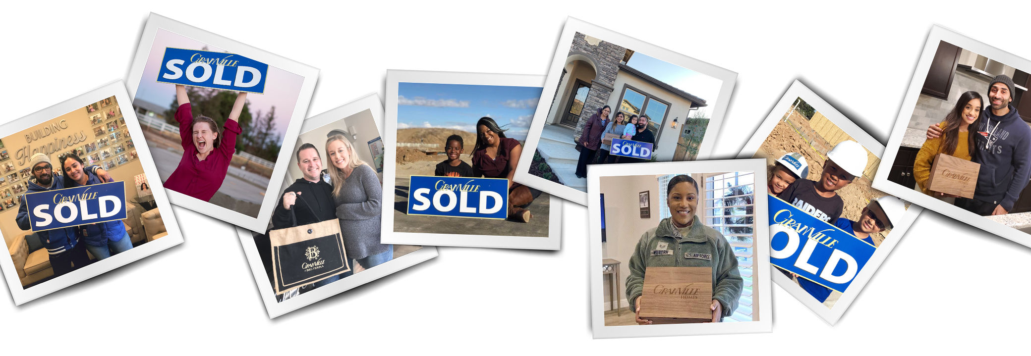 Collage of Granville Homeowners